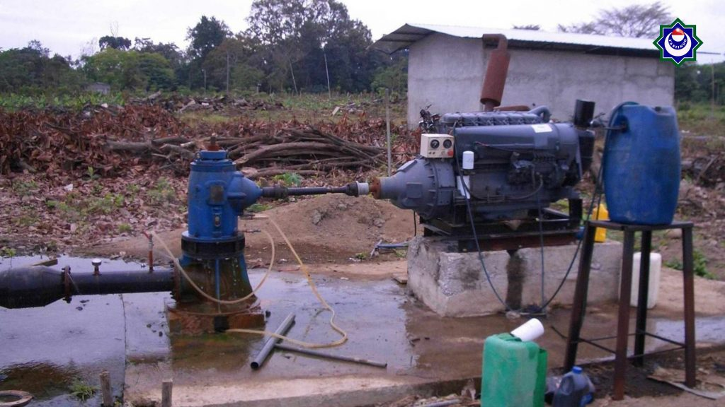 wakaf air bersih